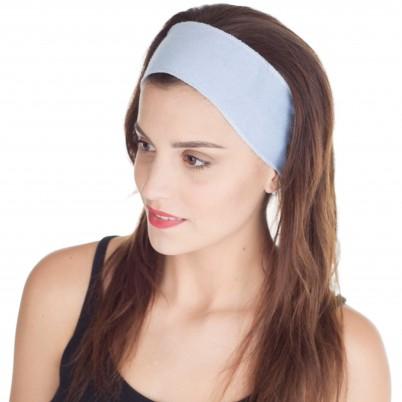 Bentiță cosmetică albastră cu velcro Xanitalia