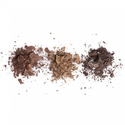 andmetics Brow Powder (3 COLORS + APPLICATOR)