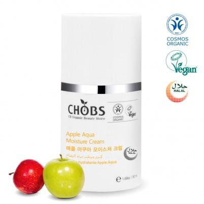 Cremă Hidratantă Apple Aqua CHOBS 50 ml