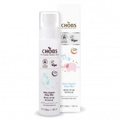 Spray hidratant CHOBS Baby Body Mist 100 ml