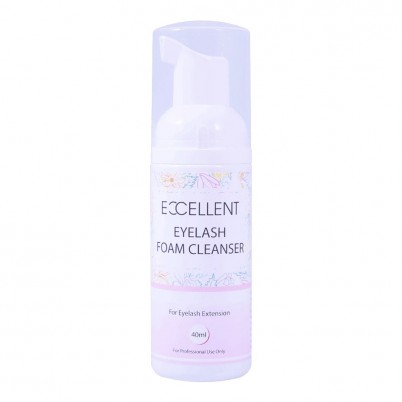 EXCELLENT EYELASH FOAM CLEANSER