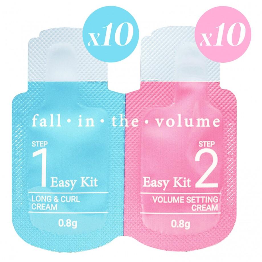 CREAM#1 + CREAM#2 Fall in the Volume Laminare Gene (Easy Kit)
