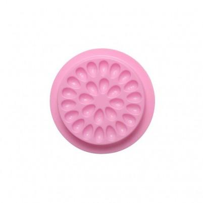 Disposable Flower Glue Palette Color cu baza Adeziva