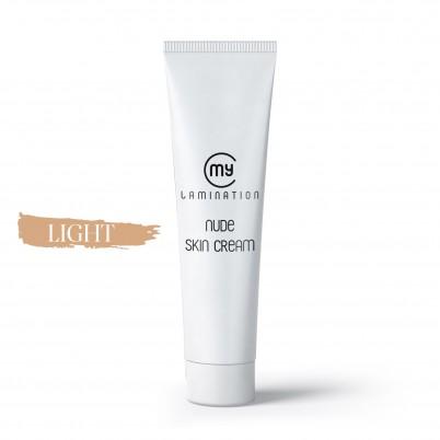 MY LAMINATION NUDE SKIN CREAM LIGHT 40 ml - Cremă Nuanțatoare cu efect de hidratare și iluminare