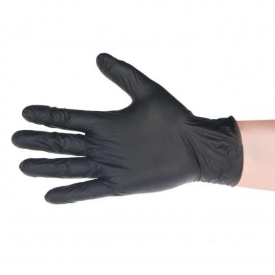 Mănuși de Nitril de Unică Folosință - Large - set 40 buc