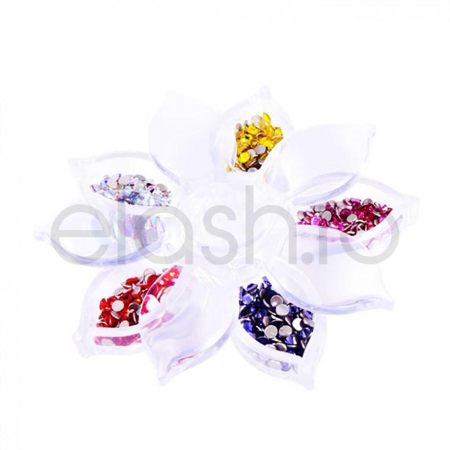 SWAROVSKI FLOWER CRYSTAL SPECIAL 250 BUC GEISHA LASHES