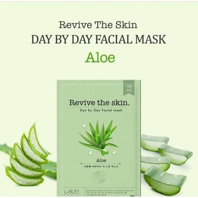 LABUTE Revive the skin - Mască facială cu Aloe 23ml