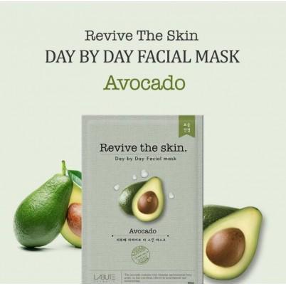 LABUTE Revive the skin - Mască facială cu Avocado 23ml