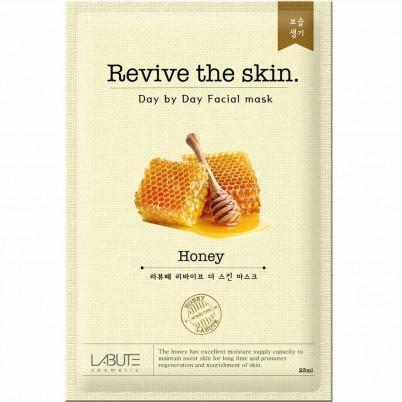 LABUTE Revive the skin - Mască facială cu Miere 23ml