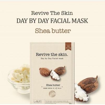 LABUTE Revive the skin - Mască facială cu Unt de Shea 23ml