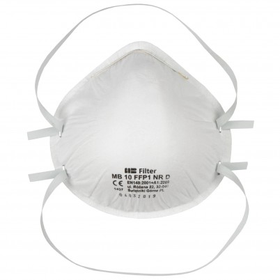 Respiratory Masks FFP 1 set 3 pieces