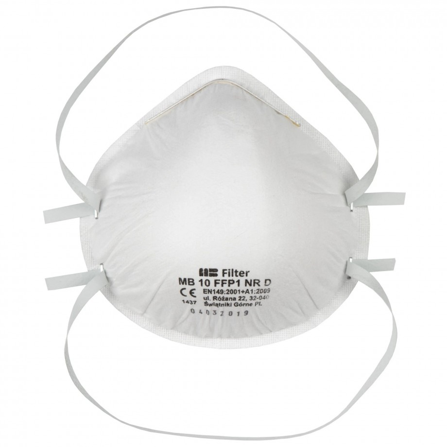 Respiratory Masks FFP 1 set 3 pieces