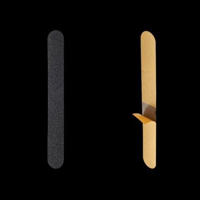 STALEKS Refill pads for straight narrow nail file thin 100 grit EXPERT DFE-22E-100 (50 pcs)