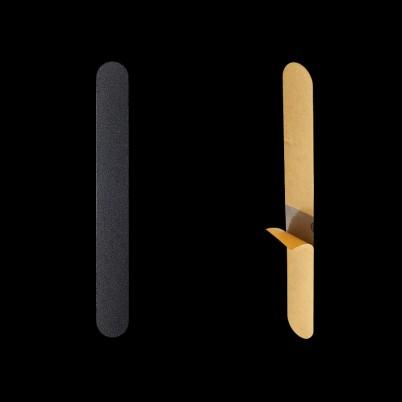 STALEKS Refill pads for straight narrow nail file thin 180 grit EXPERT DFE-22E-180 (50 pcs)