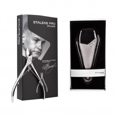 STALEKS Professional cuticle nippers EXCLUSIVE N9-10-14 14 mm