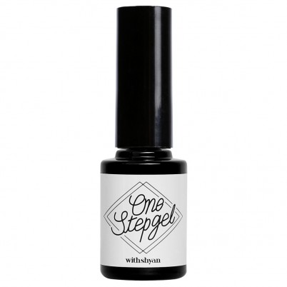 ONE STEP GEL B.02 White WITHSHYAN 10 ML