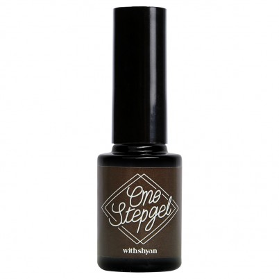 ONE STEP GEL No. 15 Rich Brown WITHSHYAN 10 ML