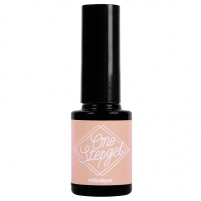 ONE STEP GEL No. 21 Pink Beige WITHSHYAN 10 ML