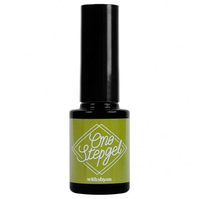 ONE STEP GEL No. 23 Deep Forest WITHSHYAN 10 ML
