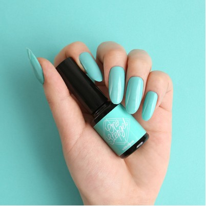 ONE STEP GEL No. 24 Mint Cream WITHSHYAN 10 ML