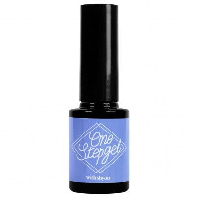 ONE STEP GEL No. 25 Dusty Blue WITHSHYAN 10 ML