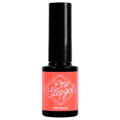 ONE STEP GEL No. 26 Coral Tint WITHSHYAN 10 ML