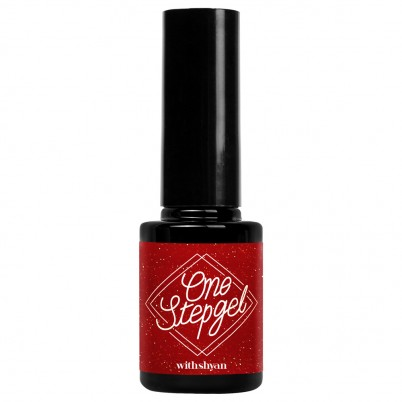ONE STEP GEL No. 36 Rose Nebula WITHSHYAN 10 ML