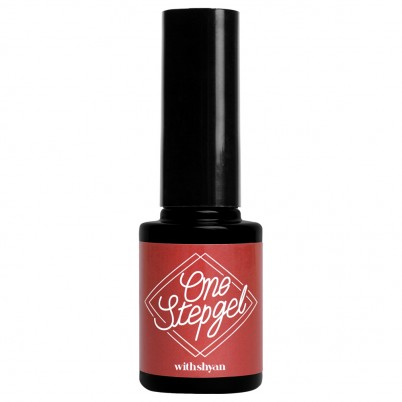 ONE STEP GEL No. 40 Dried Rose WITHSHYAN 10 ML