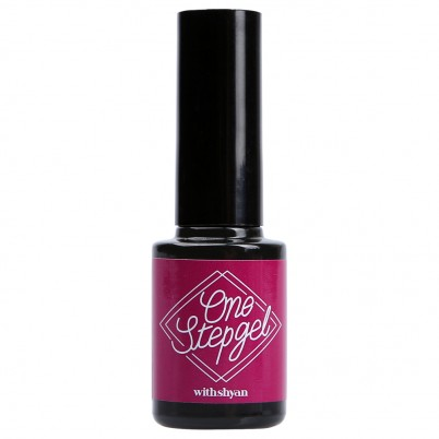 ONE STEP GEL No. 07 Mata Hari WITHSHYAN 10 ML