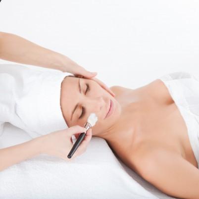 Mască din hârtie pentru tratamente față Xanitalia Premium - 100 buc
