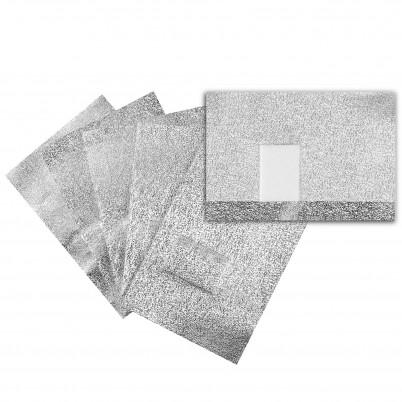 Xanitalia Gel polish removal wraps -100 pieces