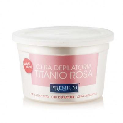 Xanitalia Ceară depilatoare liposolubilă Premium HD Pink Titanium - 350 ml