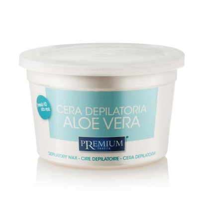Xanitalia Ceară depilatoare liposolubilă Premium HD Aloe Vera - 350 ml