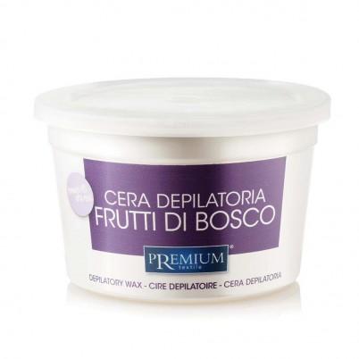 Xanitalia Ceară depilatoare liposolubilă Premium HD Forest Fruits - 350 ml