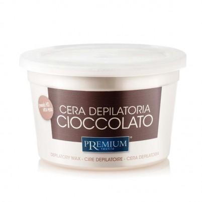 Xanitalia Ceară depilatoare liposolubilă Premium HD Chocolate - 350 ml