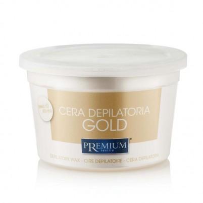 Xanitalia Ceară depilatoare liposolubilă Premium HD Gold - 350 ml