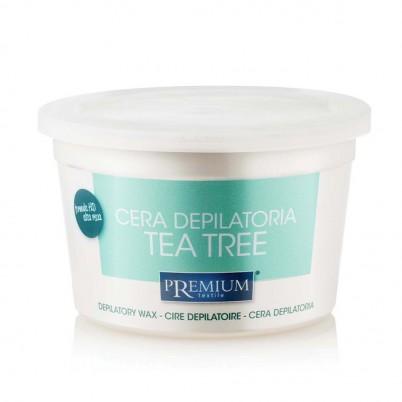 Xanitalia Ceară depilatoare liposolubilă Premium HD Tea Tree - 350 ml