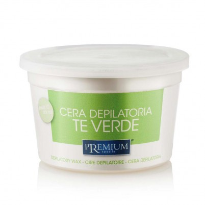 Xanitalia Ceară depilatoare liposolubilă Premium HD Green Tea - 350 ml