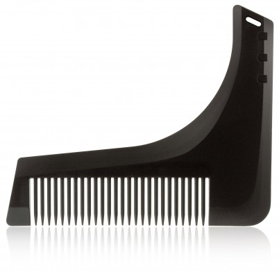 Xanitalia Professional Beard shaping and styling template with comb
