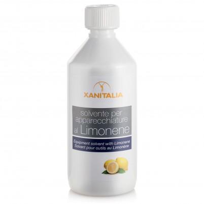 Solvent cu lămâie pentru curățarea echipamentelor de ceară Xanitalia 500 ml