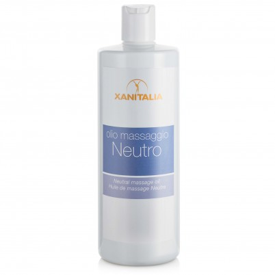 Ulei de masaj Xanitalia 500 ml - Neutru