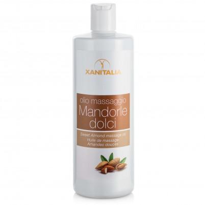 Ulei de masaj Xanitalia 500 ml - Migdale dulci