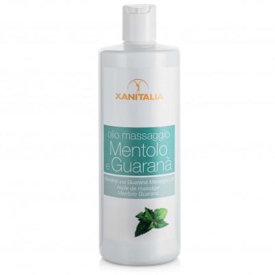 Ulei de masaj Xanitalia 500 ml - Mentol/Guarana
