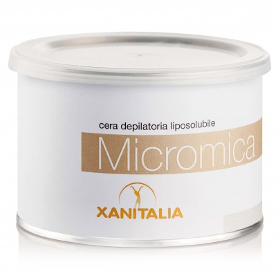 Xanitalia Liposoluble Hair Removal Wax Micromica - 400 ml