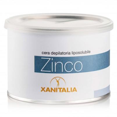 Xanitalia Ceară depilatoare liposolubilă Zinc - 400 ml