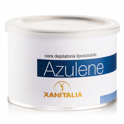 Xanitalia Liposoluble Hair Removal Wax Azulene - 400 ml