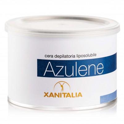 Xanitalia Ceară depilatoare liposolubilă cu Azulenă - 400 ml