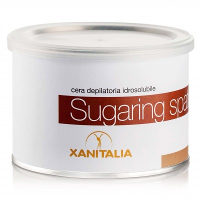 Xanitalia hydrosoluble hair removal wax Sugaring 500 ml