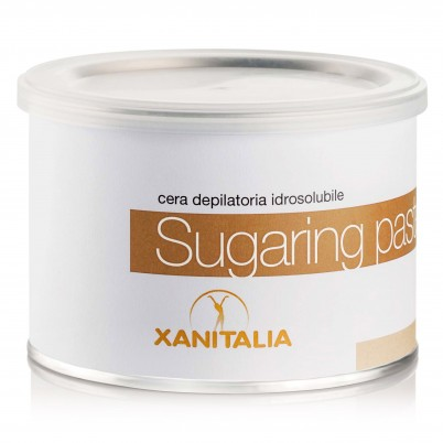Pastă de zahăr hidrosolubilă pentru epilare Xanitalia Hard 500 ml